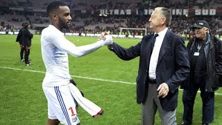 Lyon Manager Playing Hard Ball Over Lacazette! | AFTV Transfer Daily