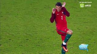 خدع بصرية مضحكة لنجوم كرة القدم !