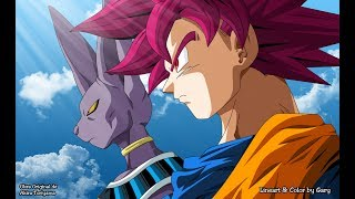 Dragon Ball Z Battle of Gods - CZ Edition (Faulconer Productions music & more!)