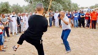 Combat de matraque 24  مبارزة بالعصا