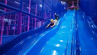 Indoor Playground Fun for Kids at Stella
