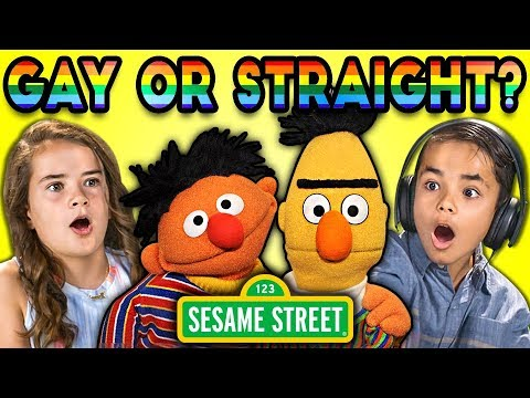 Xxx Mp4 Do Kids Think Bert And Ernie Are Gay Kids React 3gp Sex