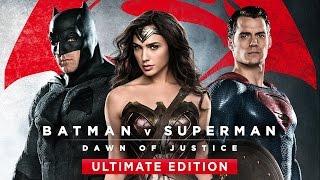 Batman v Superman: Dawn Of Justice – Ultimate Edition Trailer - Official Warner Bros. UK