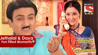 Jethalal And Daya Fun Filled Moments | Taarak Mehta Ka Oolta Chashma