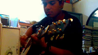 Ei Brishti Veja Raate - Artcell cover by Zahid Siddiquee Rizvy