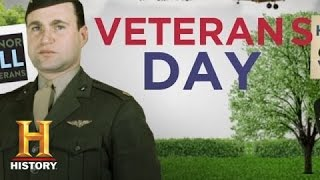 Bet You Didn't Know: Veterans Day | History