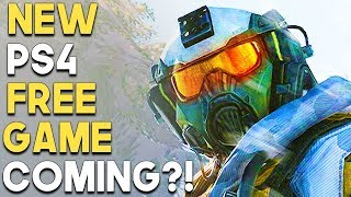 NEW PS4 Free Game COMING?! More MAJOR E3 Game LEAKS?!