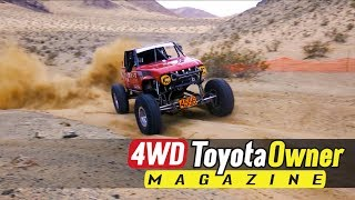 Ultra4 PreRace Interview with Tom Moore #4556