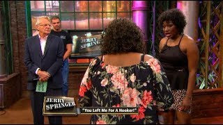 Did You Sleep With My Man For $50? (The Jerry Springer Show)