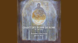 """Messe du jour: I. Introït - """"Puer natus est nobis"""""""
