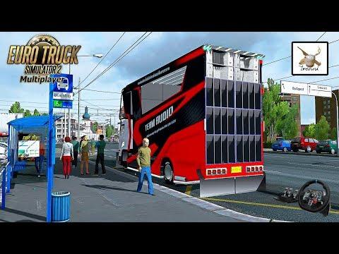 Xxx Mp4 🔴 รถแห่ออดิโอ ในรูปแบบเกม ETS 2 VDO Game Note Nueng 3gp Sex
