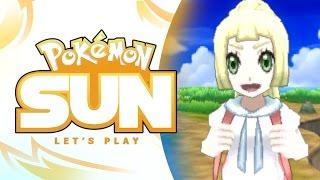 Pokemon Sun Let's Play Walkthrough Part 36 - MandJTV Playthrough