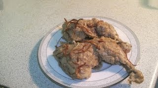 How to make chicken roast