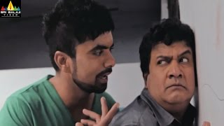 Badmash Pottey Scenes | Gullu Dada and Farukh Comedy in Mental Hospital | Sri Balaji Video