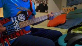 Online Songs - blink-182 Bass Cover