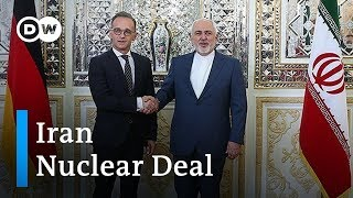 Germany strives to keep Iran nuclear deal alive | DW News