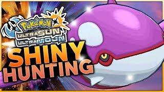 LIVE ULTRA WORMHOLE SHINY KYOGRE HUNTING! Pokemon Ultra Sun and Ultra Moon Shiny Hunting w/ HDvee