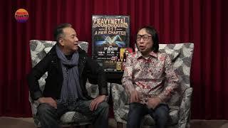 【LOUDNESS】二井原実×伊藤政則【ロックTV!】