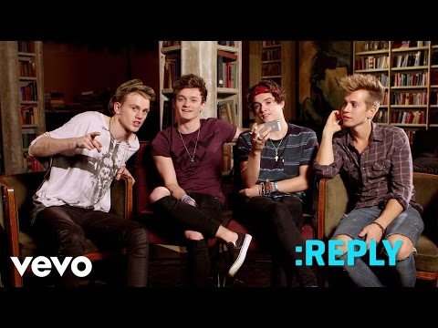 The Vamps - ASK:REPLY (VEVO LIFT)