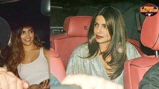 Deepika Padukone – Priyanka Chopra Put An End To Their Cat Fight Rumors   Bollywood News