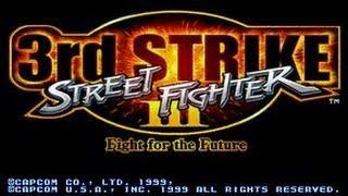 Street Fighter III 3rd Strike Arcade Tournament At Japan Arcade On 05-18-12