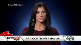 Controversial NRA AD Stops Short Of Encouraging Violence Against Anti-Trump Protesters