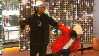 Les Twins, Winners On 'World of Dance,' Perform Live On TODAY | TODAY