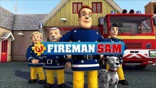 Sam, a tűzoltó - Mikulás a vízben