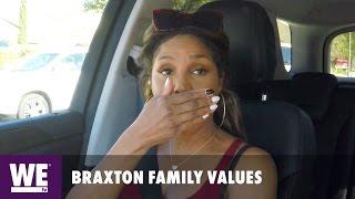 Braxton Family Values | Deleted Scene: Toni is a Sleepy Kitty | Season 5