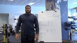 Aaron Donald Pro Day | PittLiveWire