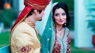 [ Canadian-Pakistani Weddings ]  Zainab's Stunning Cinematic Barat Highlights |