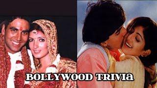 What Made Akshay Kumar Leave Shilpa Shetty And Marry Twinkle Khanna   Bollywood Trivia
