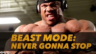 Bodybuilding Motivation - Never Gonna Stop | Generation Iron