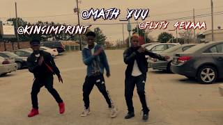 King Imprint | iHeartMemphis - Lean and Dab (Official Dance Video) | King Imprint is Back!