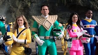 Power Rangers - Tommy (Jason David Frank) Returns