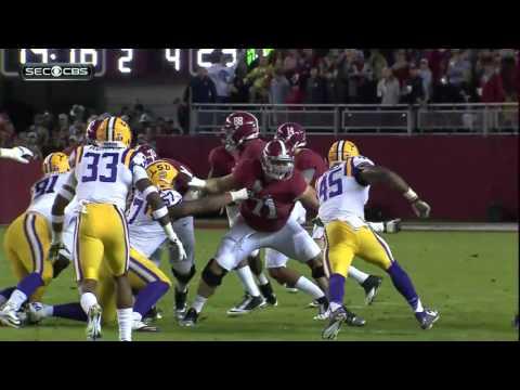 2015 2 LSU vs. 4 Alabama HD