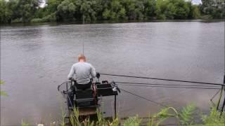 ловля штекером с плоским поплавком