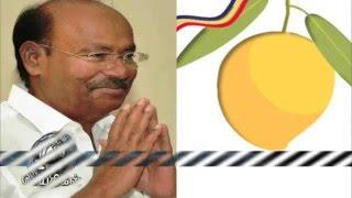 PMK again gets their Mango symbol for 2016 Tamil Nadu assembly election says G.K.Mani - Dinamalar