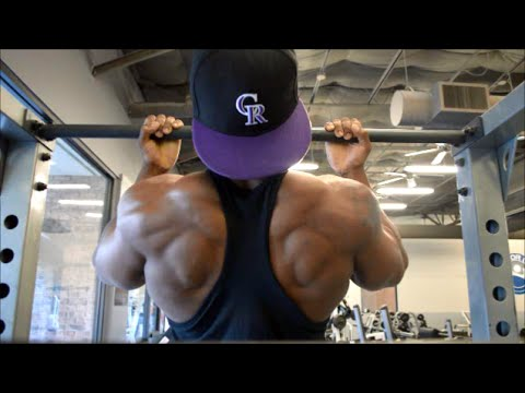 Must Do Exercise For Wide Lats 3 Different Variations