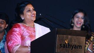 Tamil Cinema News | Sripriya controversial speech about Hansika's beauty