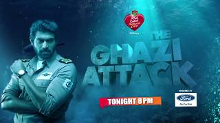 The Ghazi Attack, Tonight at 8 PM