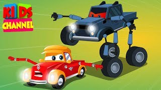 Super Car Royce | the super Villain | cartoon cars | Episode 2