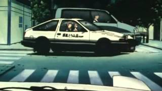 ANNBR Initial D   First Stage   21