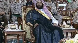 حفل تخرج كلية القيادة و الاركان تحت رعاية صاحب السمو الملكي الامير محمد بن سلمان بن عبدالعزيز ولي ول