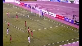 الشوط الأول من مباراة الإمارات و اليمن فى تصفيات كأس أسيا للشباب 2-0