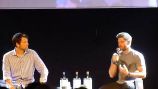 Jibcon 2015 - Jensen & Misha Sunday Panel (Part 2/2) & Closing Ceremony