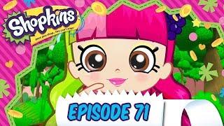 Shopkins Cartoon - Episode 71 - World Wide Vacation - Part 2 | Cartoons For Children