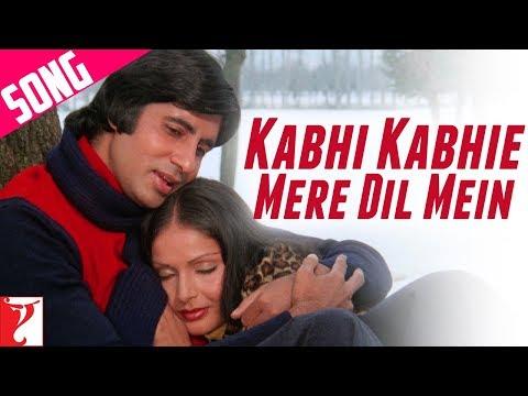 Xxx Mp4 Kabhi Kabhi Mere Dil Mein Female Song Kabhi Kabhie Amitabh Bachchan Shashi Kapoor Rakhee 3gp Sex