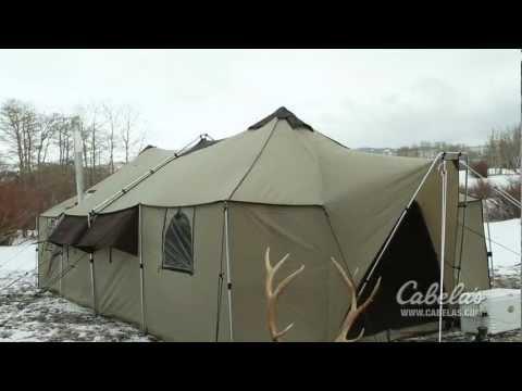 Cabela s Ultimate Alaknak™ Tent