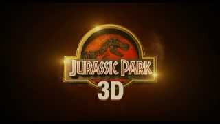 Jurassic Park 3D - Trailer german / deutsch HD